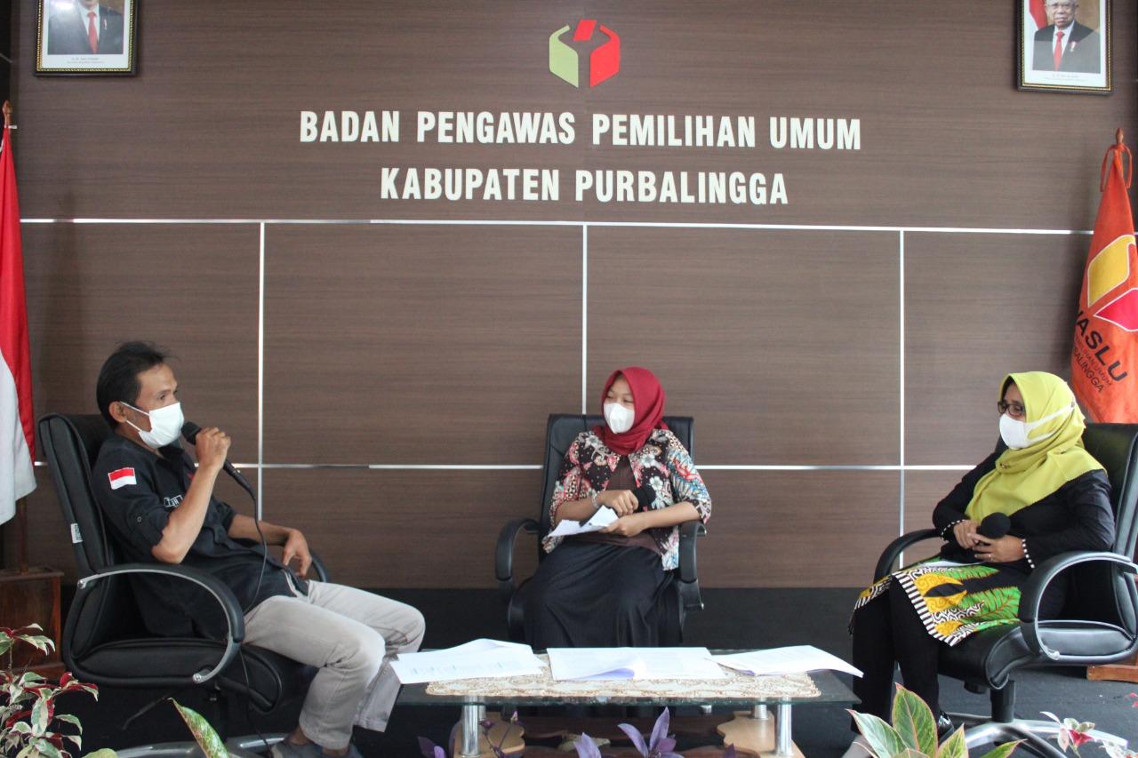 Dukungan Sekretariat Dalam Permohonan Sengketa Proses Pemilu dibahas Dalam Kopi Bangga Episode 49